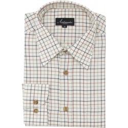 Ambassador skjorte - Tattersall rutete