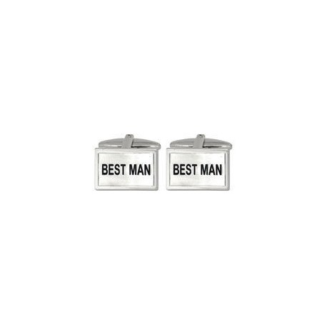 Dalaco mansjettknapper - Best man
