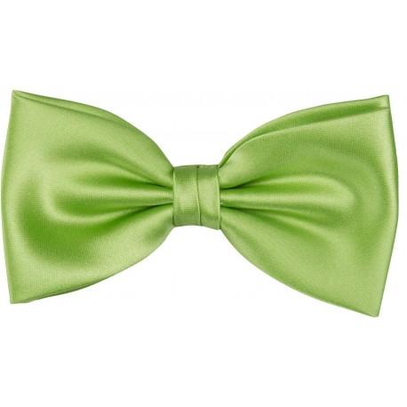 Lys grønn tversoversløyfe