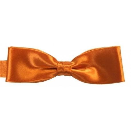 Orange slim sløyfe