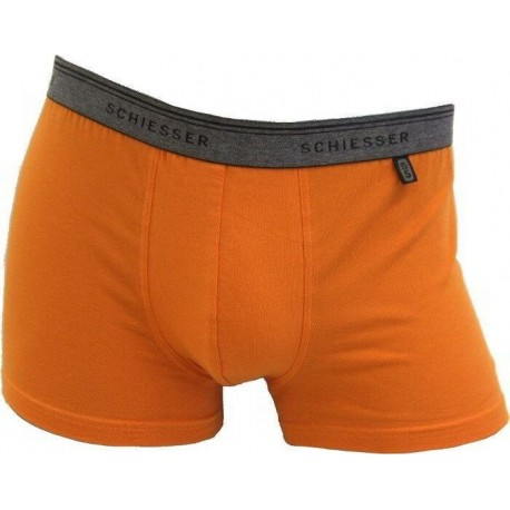 Orange Schiesser 95/5 boksershorts
