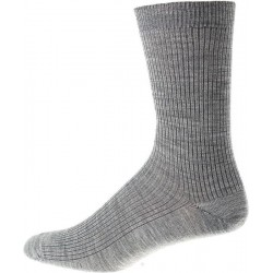 Menns sokker uten elastisk - Grå