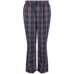 Schiesser pyjamas bukser - Rutete
