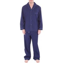 Lys blå menns pyjamas