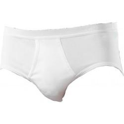 Schiesser fin rib Shorts - Hvide