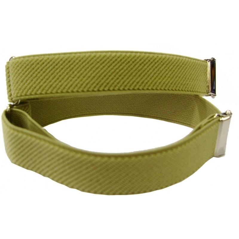 fdcd226d58a4e Kjøp sand-farget elastisk erme holder for skjorter.
