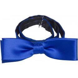Kobolt blå sløyfe