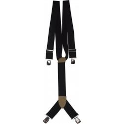 ekstra brede svarte bukseseler