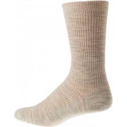 Menns sokker uten elastisk - Sand